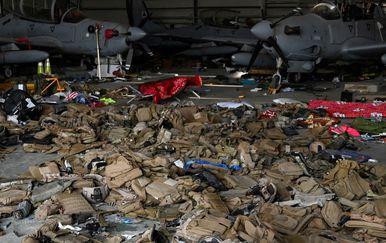 Američka vojska ostavila mnogo opreme u Afganistanu - 4