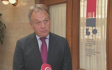 Bojan Fras, viceguverner Hrvatske narodne banke