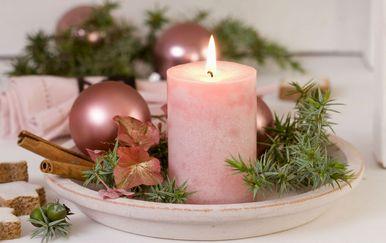 Božićni ukras u domu