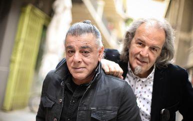 Aki Rahimovski i Husein Hasanefendić Hus (FOTO: Pixsell)