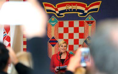 Kolinda Grabar-Kitarović (Foto: Slavko Midzor/PIXSELL)