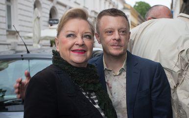 Gabi i Matija Dedić (FOTO: Davor Puklavec/PIXSELL)