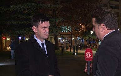 Ilija Cvitanović gost Dnevnika Nove TV (Foto: Dnevnik.hr) - 1