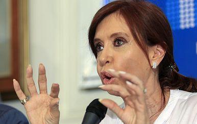 Cristina Kirchner (Foto: Arhiva/AFP)