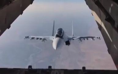 Ludi je manever oduševio zaljubljenike u borbene zrakoplove (FOTO: YouTube/Screenshot)
