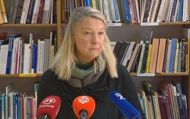 Vesna Teršelić o haškoj presudi hrvatskoj šestorci (Foto: Dnevnik.hr)