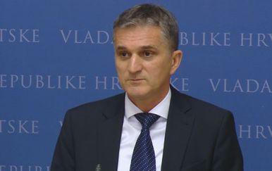 Goran Marić, ministar državne imovine (Foto: Dnevnik.hr)