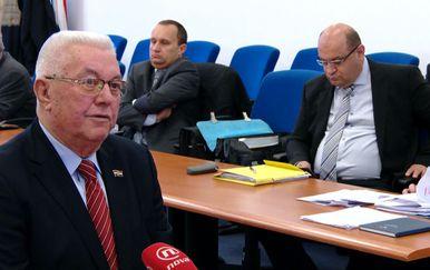 Luka Bebić svjedočio u slučaju Fimi media (Foto: Dnevnik.hr)