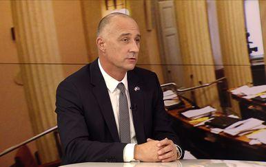 Ivan Vrdoljak gost Dnevnika Nove TV (Foto: Dnevnik.hr) - 2