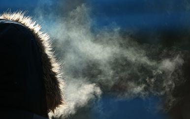 Hladnoća (Foto: Arhiva/Sanjin Strukic/PIXSELL)