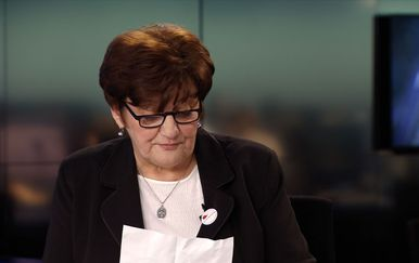 Marija Rukavina gost Dnevnika Nove TV (Foto: Dnevnik.hr)