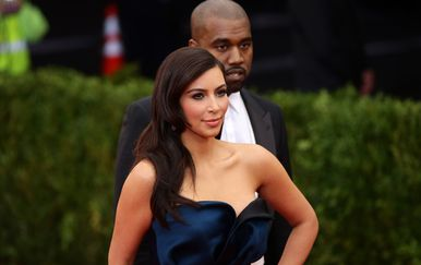 Kim Kardashian i Kanye West (Foto: Getty)