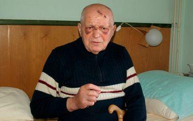 Pretučen Stjepan Glavica (Foto: Podravski.hr)