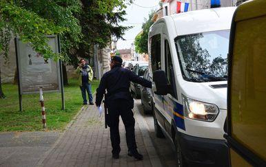 Policija (Foto: Arhiva/Ivica Galovic/PIXSELL)