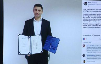 Smije li dužnosnik primiti stipendiju (Foto: Dnevnik.hr)