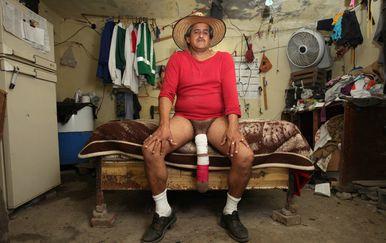 Roberto Esquivel Cabrera vlasnik je penisa dugačkog gotovo pola metra (FOTO: Proifimedia)