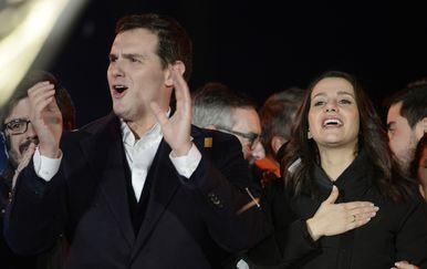 "\""Građani\"" slave pobjedu (Foto: AFP)"