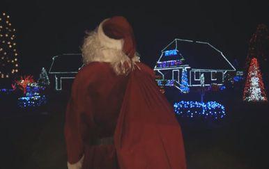 Djed Božićnjak (Foto: Dnevnik.hr)