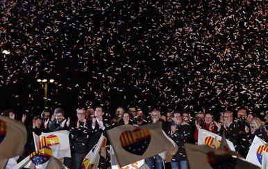 Katalonija (Foto: AFP)