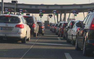 Gust promet na cestama (Foto: Dnevnik.hr) - 2