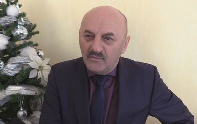 Karlo Starčević, gradonačelnik Gospića (Foto: Dnevnik.hr)