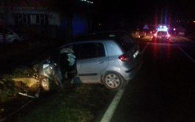 Četvero ozlijeđenih u nesreći kod Požege (Foto: pozega.eu)