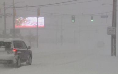 Val hladnoće u dijelovima SAD-a (Foto: Dnevnik.hr)