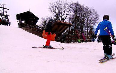 Sljeme spremno za skijaše (Foto: Dnevnik.hr) - 1