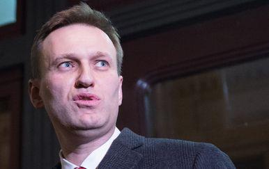 Aleksej Navaljni (Foto: AFP)