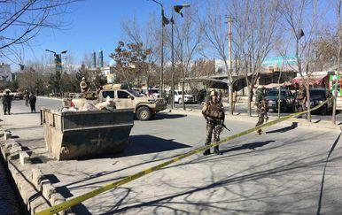 Teroristički napad u Kabulu (Foto: AFP)