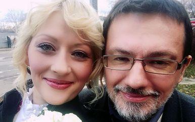 Hrvoje Runtić i Mihaela Varga Runtić (FOTO: Facebook)
