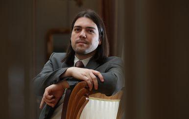 Ivan Vilibor Sinčić, predsjednik Živog zida (Foto: Robert Anic/PIXSELL)