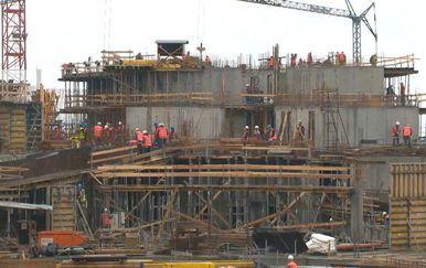 Stanje u građevini (Foto: Dnevnik.hr) - 2