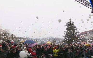 Staru godinu u Fužinama ispratilo 12 tisuća ljudi (Foto: Dnevnik.hr) - 2