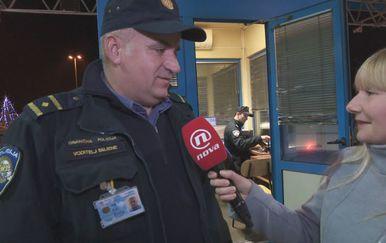 Petar Sudar, voditelj smjene GP Ilok, i Anita Martinović (Foto: Dnevnik.hr)