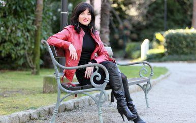 Claudia Beni (FOTO: Nel Pavletic/PIXSELL)