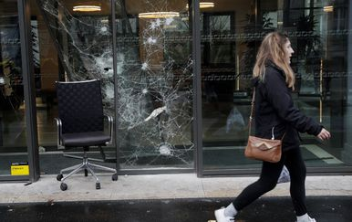 Nakon nasilja u Parizu (Foto: AFP) 1