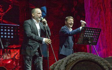 Tomislav Bralić i Klapa Intrade (Foto: Igor Kelčec)