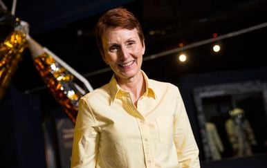Helen Sharman (Foto: Getty Images)