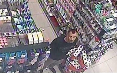 Policija traži muškarca s fotografije (Foto: MUP) - 4