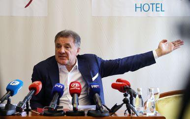 Zdravko Mamić o presudi i aferi SMS (Foto: Ivo Cagalj/PIXSELL)