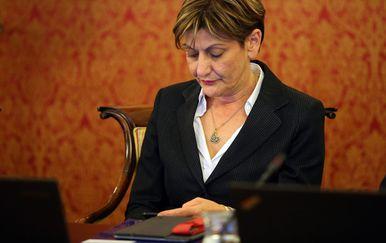 Martina Dalić (Foto: Jurica Galoic/PIXSELL)