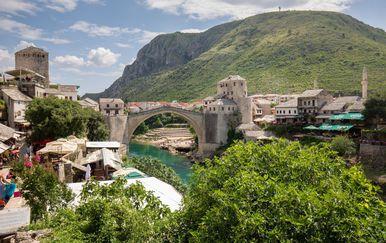Mostar, ilustracija (Foto: Grgo Jelavic/PIXSELL)