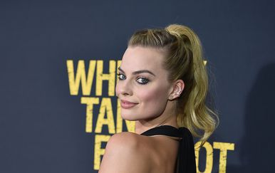 Margot Robbie (Foto: AFP)
