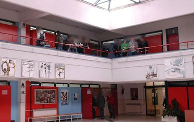 Tehnička škola u Čakovcu (Foto: Vjeran Zganec Rogulja/PIXSELL)