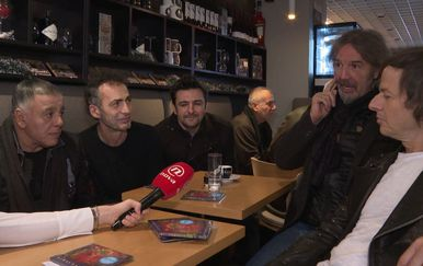 Novi album Parnog valjka (Foto: Dnevnik.hr)