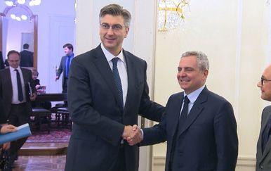 Potpredsjednik EIB-a u Zagrebu (Foto: Dnevnik.hr) - 2