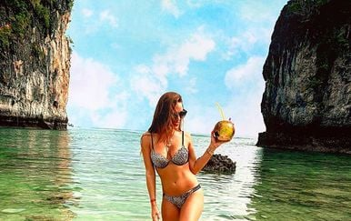 Mia Pojatina Miss Universe (Foto: Instagram)