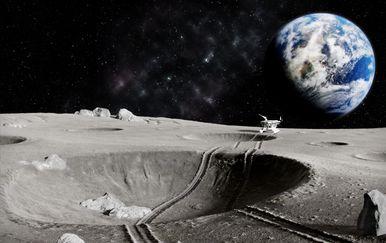 Istraživanje Mjeseca (Foto: Getty Images)