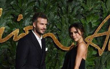 David i Victoria Beckham (Foto: Profimedia)